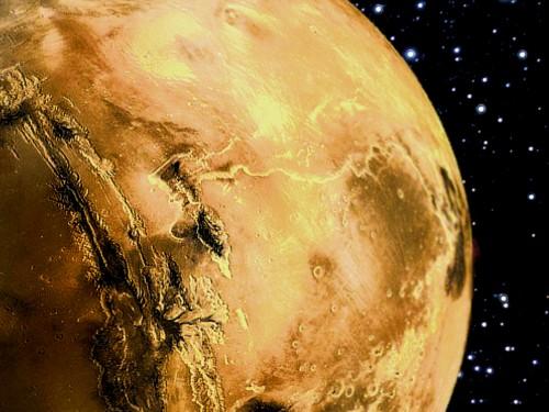 Mars lähestyy